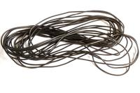 Cable 18AWG Siliconé noir - 1m