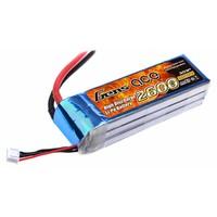 Gens ace 2600mAh 11.1V 25C 3S1P Lipo Battery Pack