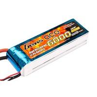 Gens ace 6000mAh 11.1V 35C 3S1P Lipo Batter