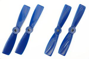 Hélices 4045BN Bullnose Bleu (2cw+2ccw) Dalprop