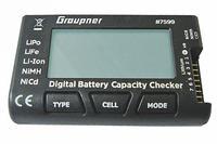 Controleur et testeur batterie pour Lipo/LiLo/LiFe/NiMh/N