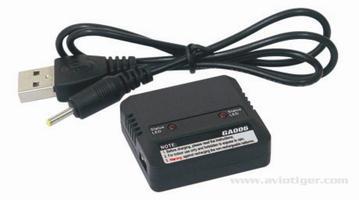 Chargeur USB double Ladybird Walkera