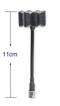 Dragonfly Booster 11cm RP-SMA 5.8G 3dBi TX/RX