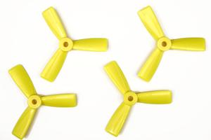 Hélices T3045 Tripales Jaune (2cw+2ccw) Dalprop