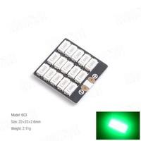 Barre LED 5730 - 603 GREEN