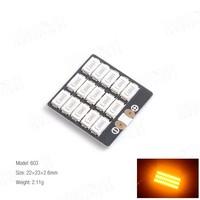 Barre LED 5730 - 603 ORANGE