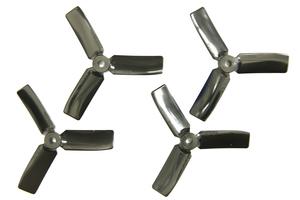 Hélices T3545BN Bullnose Tripales Noir (2cw+2ccw) Dalprop
