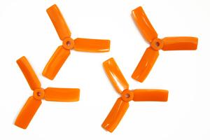 Hélices T3545BN Bullnose Tripales Orange (2cw+2ccw) Dalprop