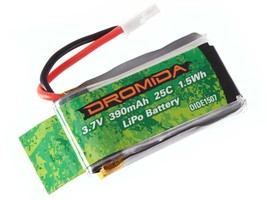 Batterie Lipo 3,7V 1S 390mAh Kodo Dromida