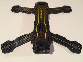 TyrantS - 215 Frame Kit DIATONE