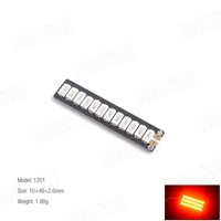Barre LED 5730 - 1201 RED