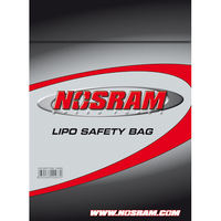Sac de protection de Lipo 23x30mm Nosram