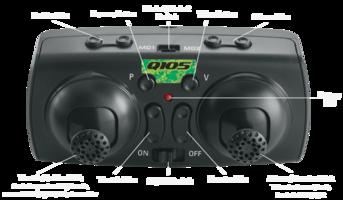 Radio emetteur Kodo dromida