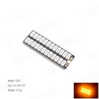 Barre LED 5730 - 1202 ORANGE
