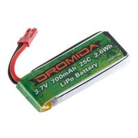 Batterie Lipo 1s 3,7V 700mah pour Ominus Dromida
