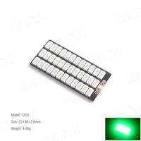 Barre LED 5730 - 1203 GREEN