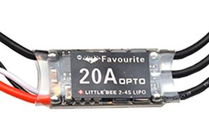 ESC 20A LittleBee
