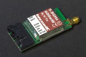 Emetteur Vidéo 600mW 5.8Ghz Tx V2 Immersion RC
